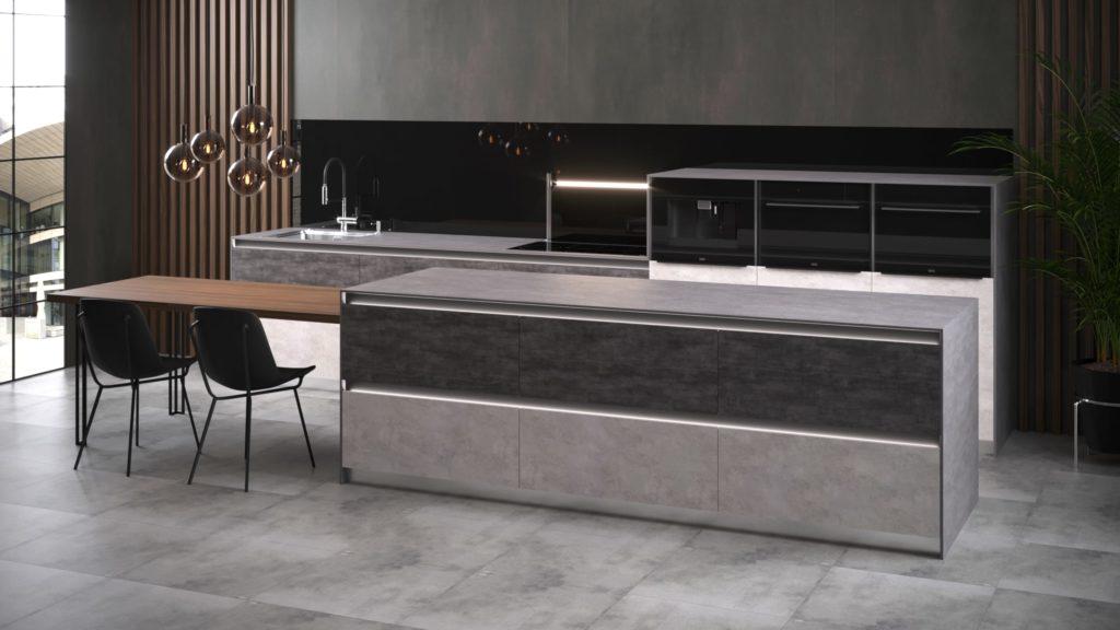 Кухня Frames-1