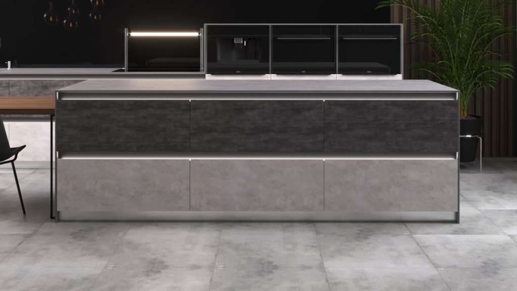 Кухня Frames-2