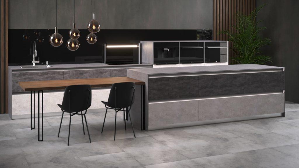 Кухня Frames-3