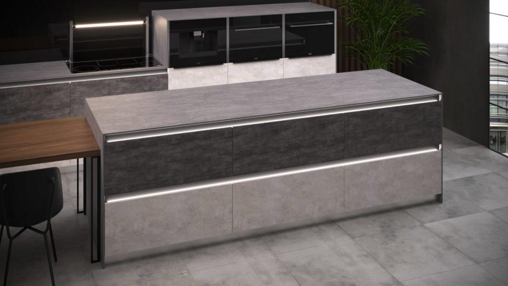 Кухня Frames-4