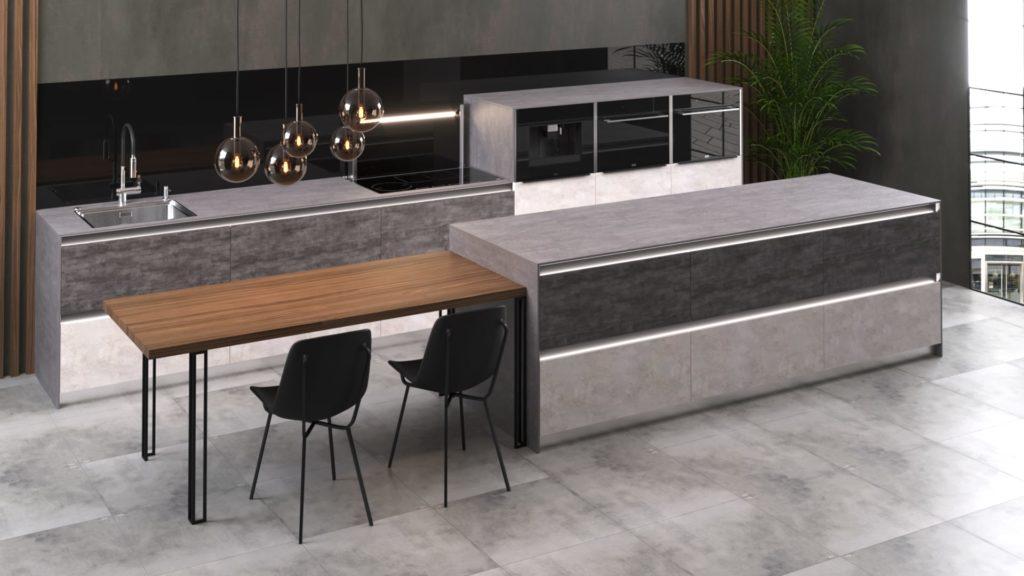 Кухня Frames-5