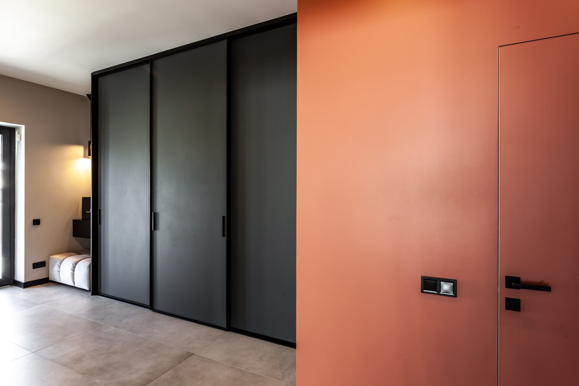 Wardrobe & Bedroom 525